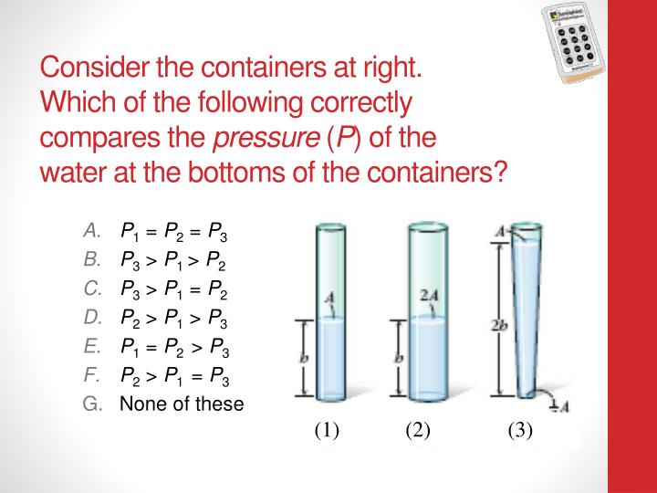 Consider the containers at right.