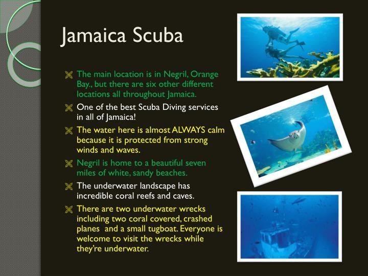 Jamaica Scuba