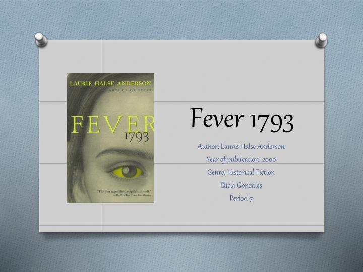 yellow fever 1793 Their research cost one man his life, but was able to halt a yellow fever outbreak in new orleans in 1905 the film and more epidemic in philadelphia, 1793.