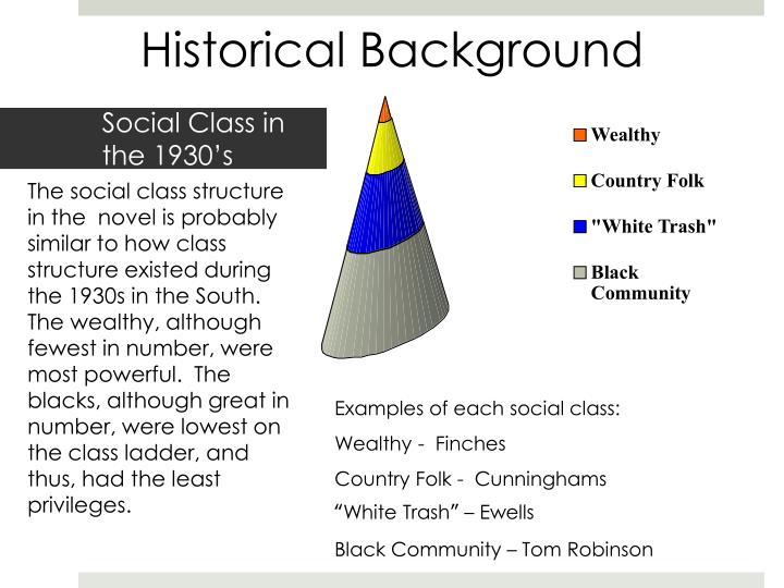 social class in to kill a mockingbird
