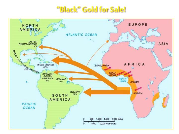 """Black"" Gold for Sale!"