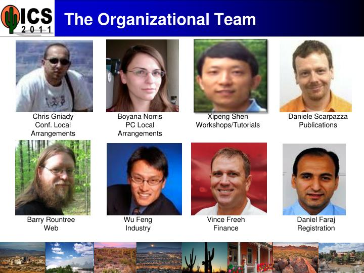The Organizational Team