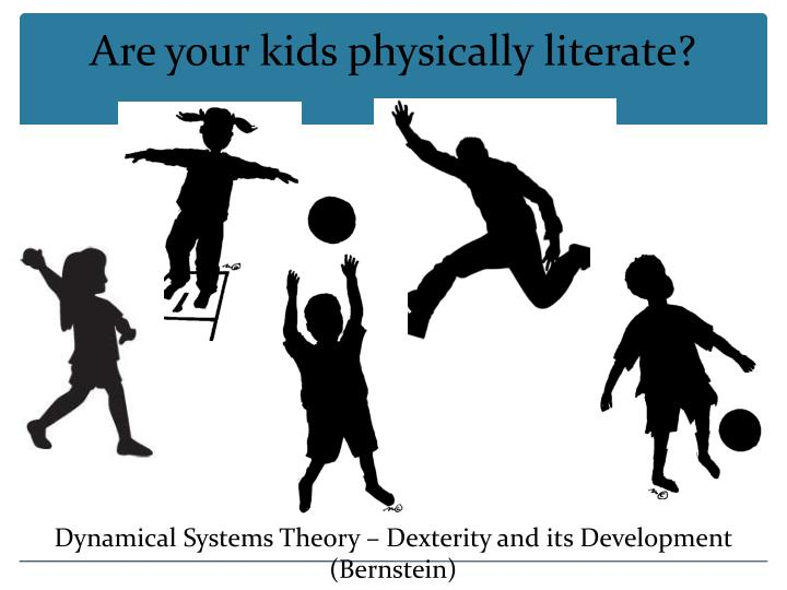 Are your kids physically literate?