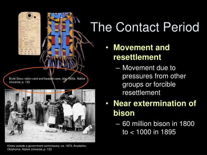 The Contact Period
