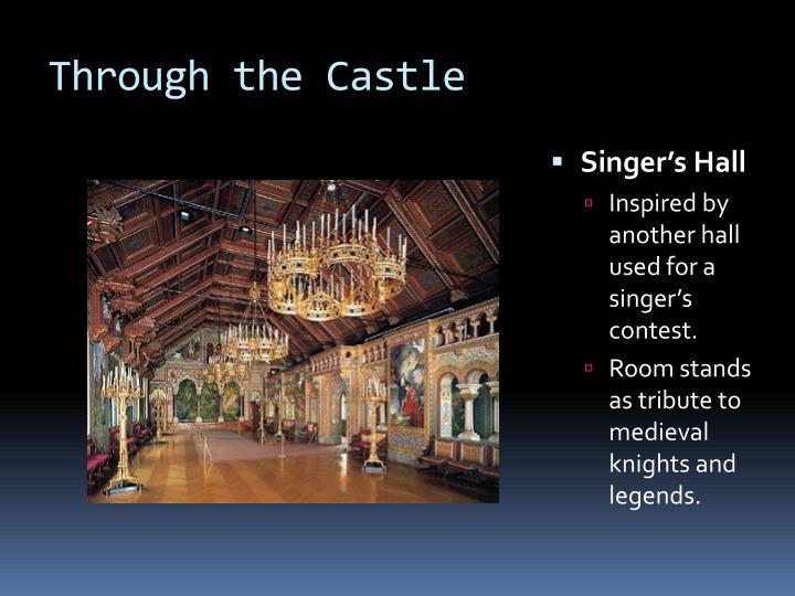 Through the Castle