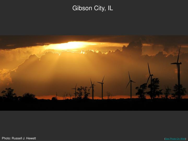 Gibson City, IL