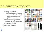 co creation toolkit