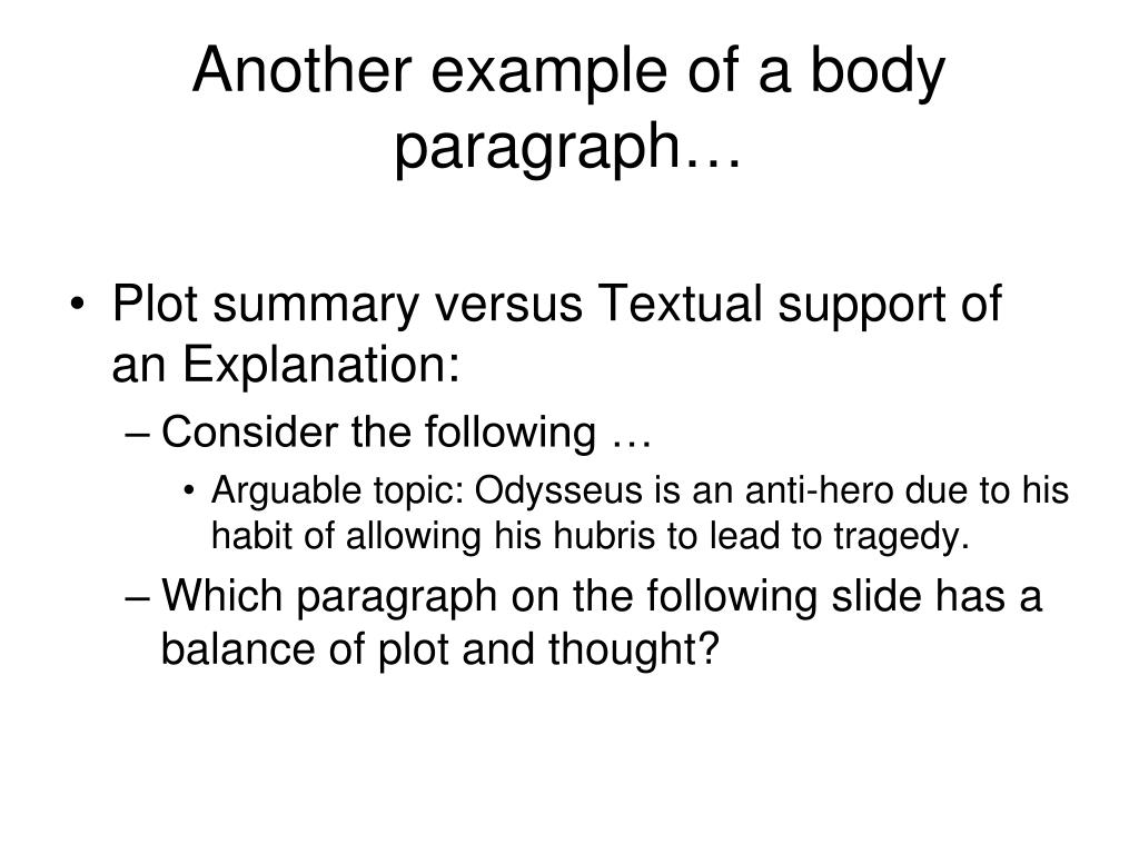 PPT - Structure of an Essay: PowerPoint Presentation - ID:1553236