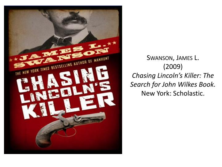 Swanson, James L.