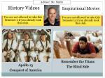 history videos