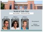 walk talk club