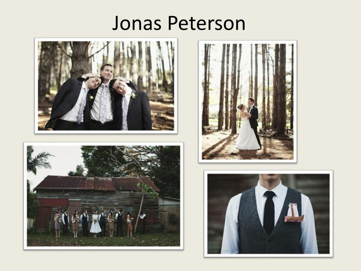 Jonas Peterson