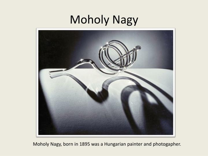 Moholy