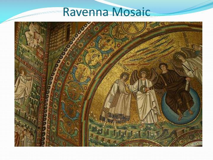 Ravenna Mosaic
