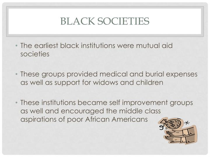 Black Societies