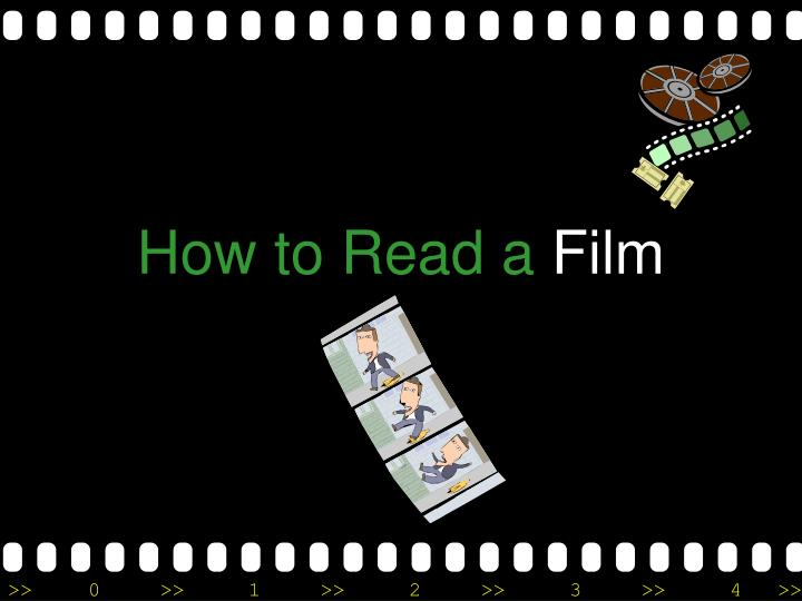 how to read a film n.
