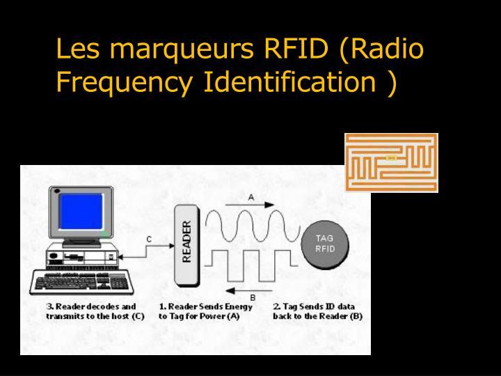 Les marqueurs RFID (Radio
