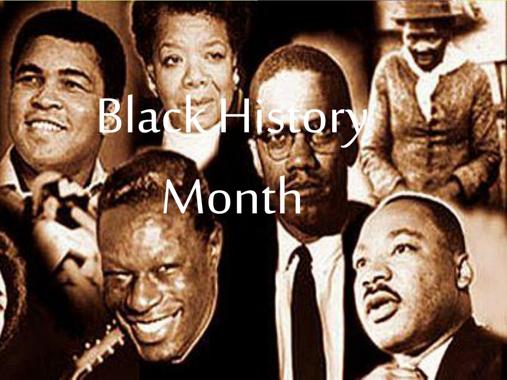 ppt black history month powerpoint presentation id 1555458