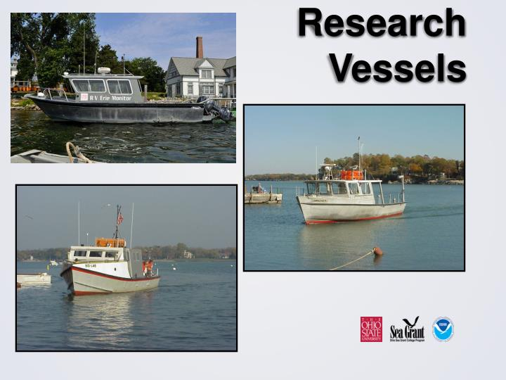 Research Vessels
