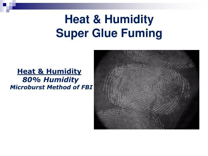 Heat & Humidity
