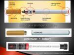 cartridge atomizer battery