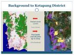 forest cover 2008 source sarvision peat lands and oil palm up to 2004 7 of territory
