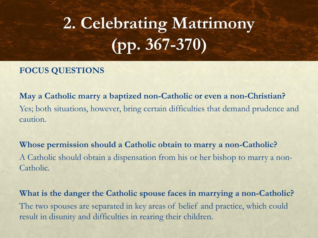 PPT - Chapter 16: Matrimony PowerPoint Presentation - ID:1555962