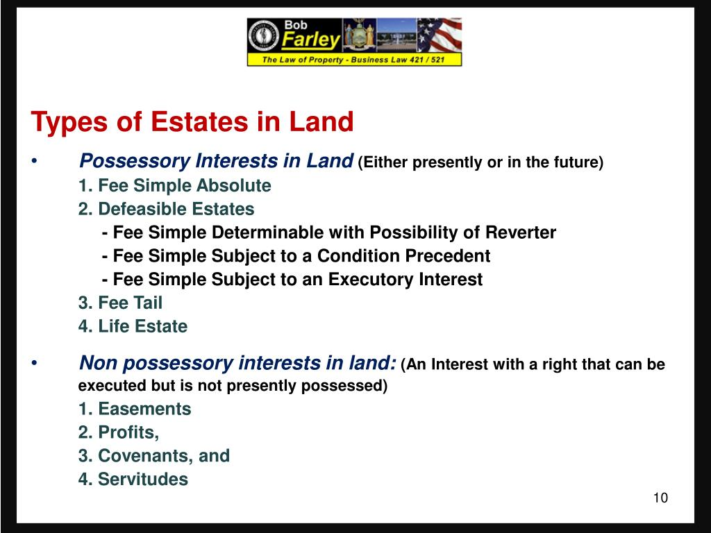 executory interest property definition