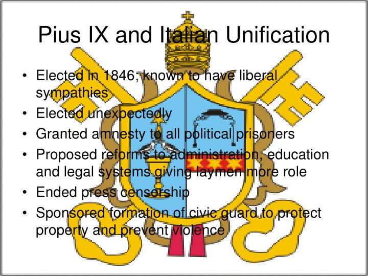 Ppt Italian Unification Powerpoint Presentation Id1556492