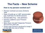 the facts new scheme10