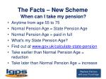 the facts new scheme13