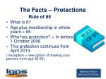 the facts protections3