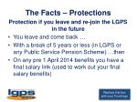 the facts protections7