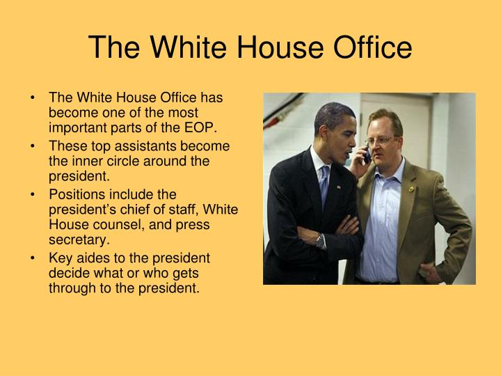 The White House Office