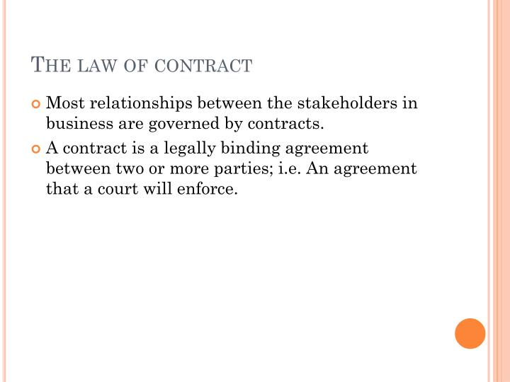 Ppt Contract Law Powerpoint Presentation Id1556663