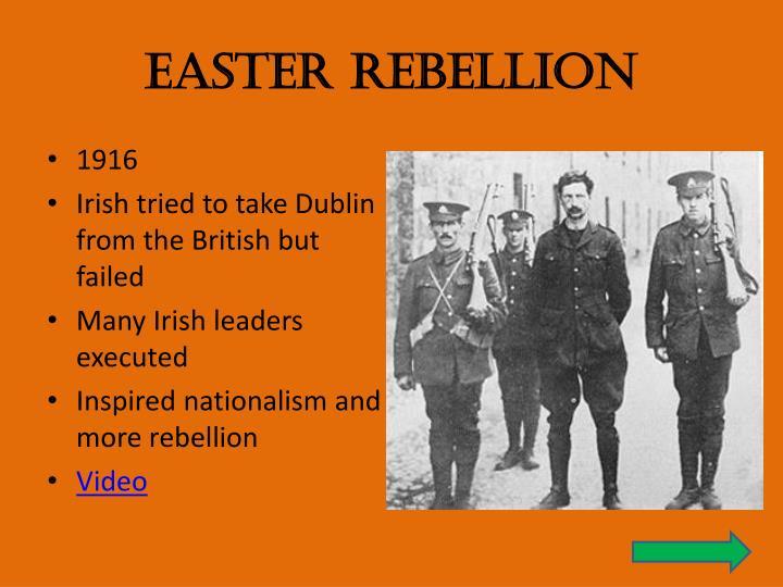 Easter Rebellion