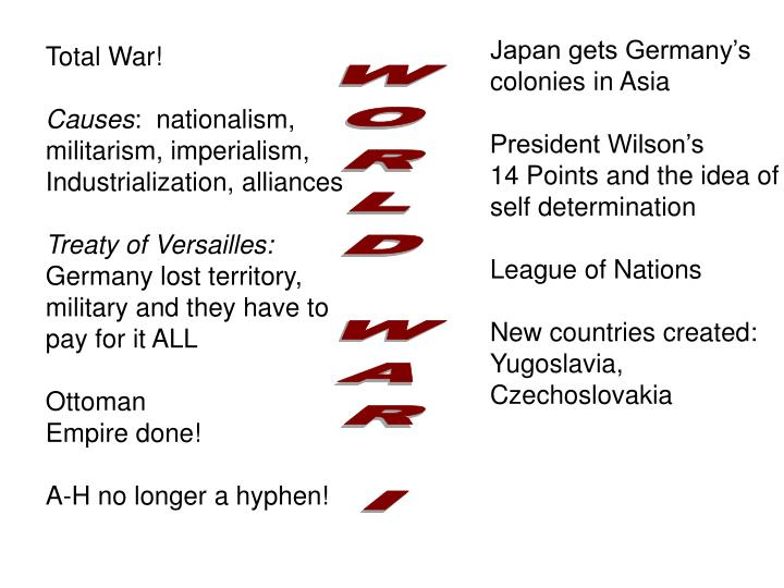 Japan gets Germany's