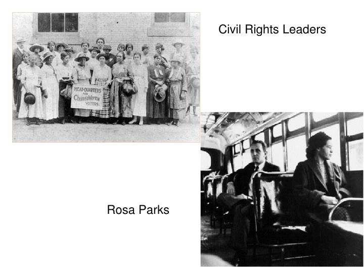 Civil Rights Leaders