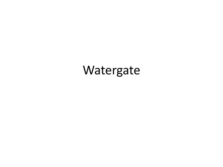 an essay on the scandals of watergate Get an answer for 'why did richard nixon cause the watergate scandalwhy did richard nixon cause the watergate scandal on the watergate scandalresearch essay.