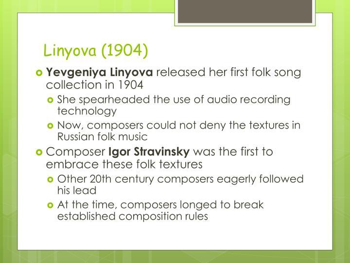 Linyova