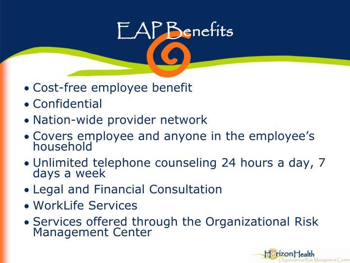 EAP Benefits