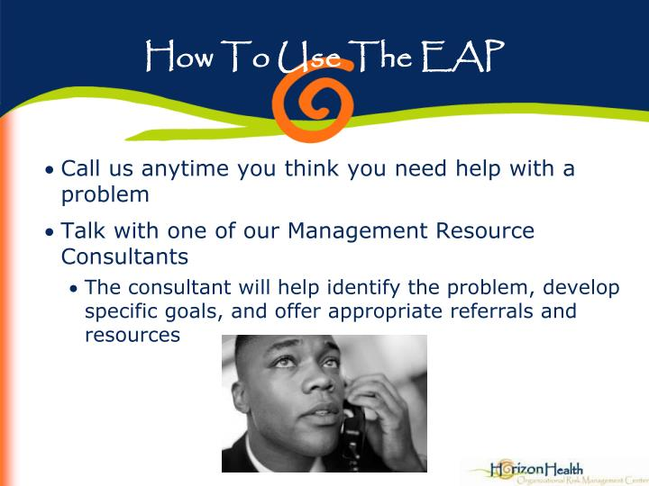 How To Use The EAP