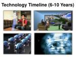 technology timeline 6 10 years
