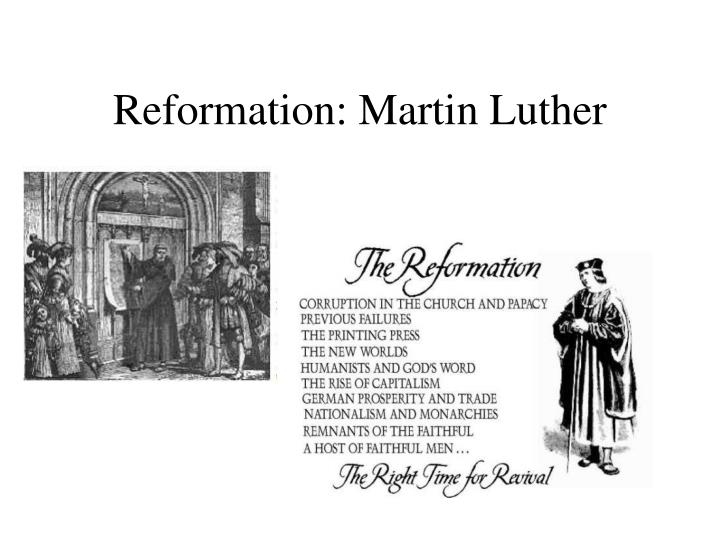 martin luther kings original intention was to reform the church Where do we go from here has 741 ratings and this is the last of martin luther king jr's books and reflects we read this together with our church's reading.