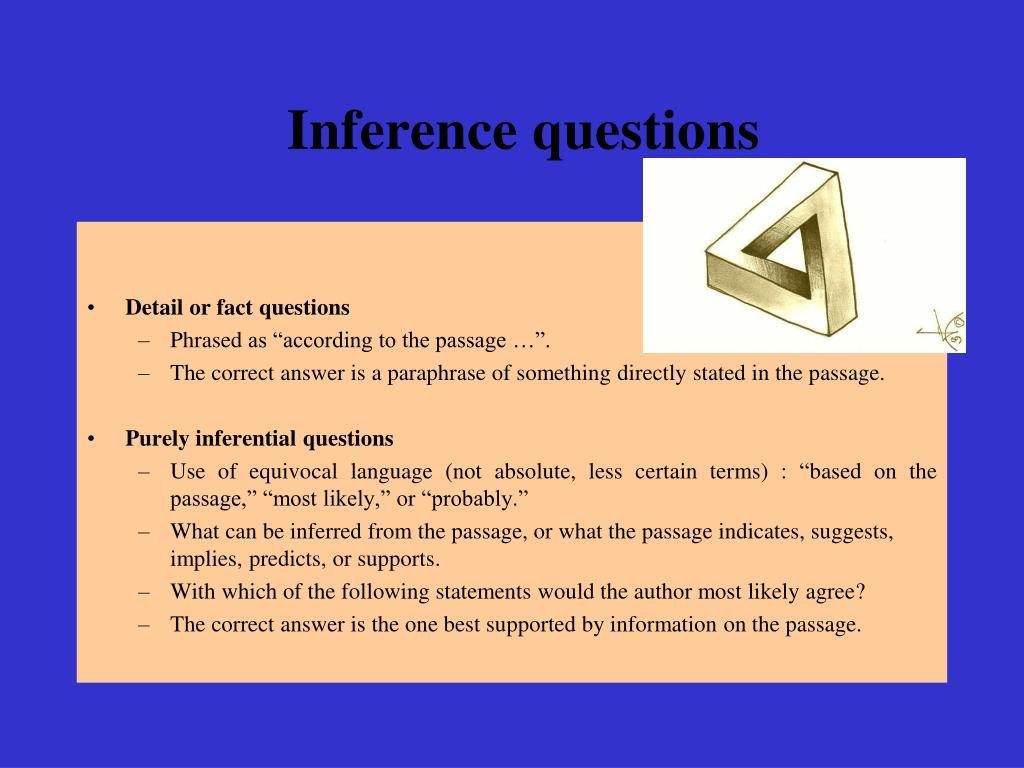 PPT - LSAT: Reading Comprehension PowerPoint Presentation ...