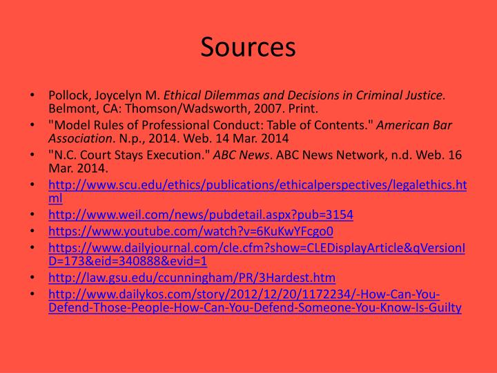 Ppt Ethics And The Legal Profession Powerpoint Presentation Id