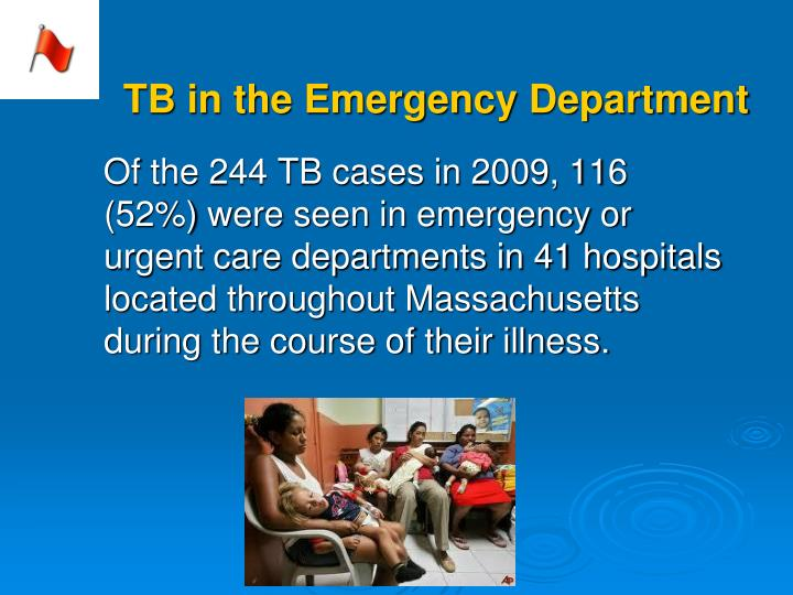 TB in the Emergency Department