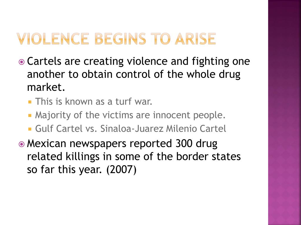 PPT - The evolution of Drug trafficking PowerPoint