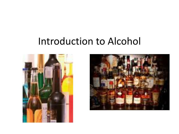 an introduction to alcoholism Nzlc r118 – compulsory treatment for substance dependence: a review of the alcoholism and drug addiction act 1966 i introduction alcoholism and drug.