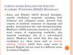 corpus based english for specific academic purposes esap materials1